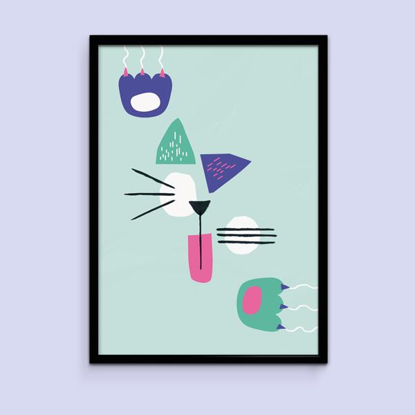 PIGASSO-kids art- Rikke Winkler Nilsson