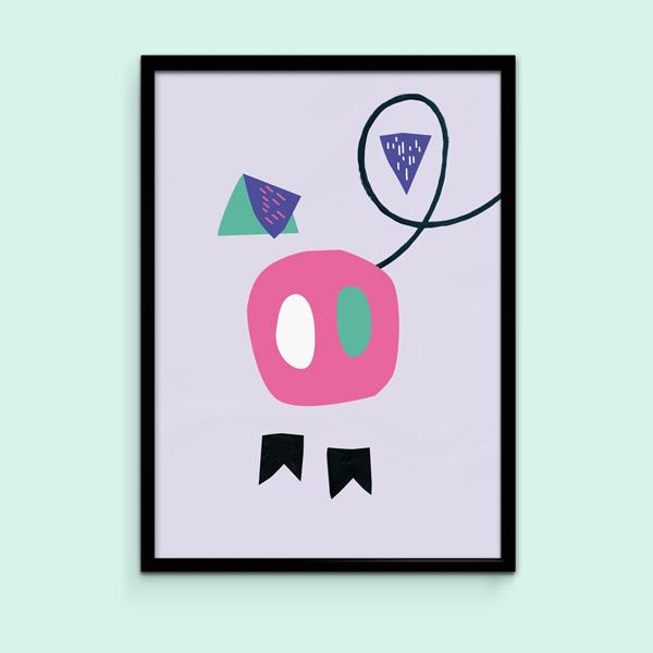 PICATTO-kids art- Rikke Winkler Nilsson