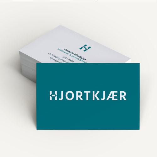 klassisk logo design